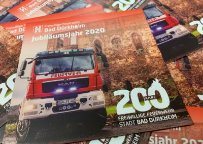 Jubiläumskampagne - 200 Jahre Freiwillige Feuerwehr Bad Dürkheim